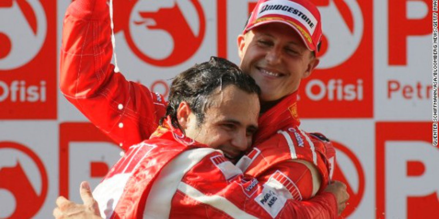 Massa-and-Schumaher-celebrating