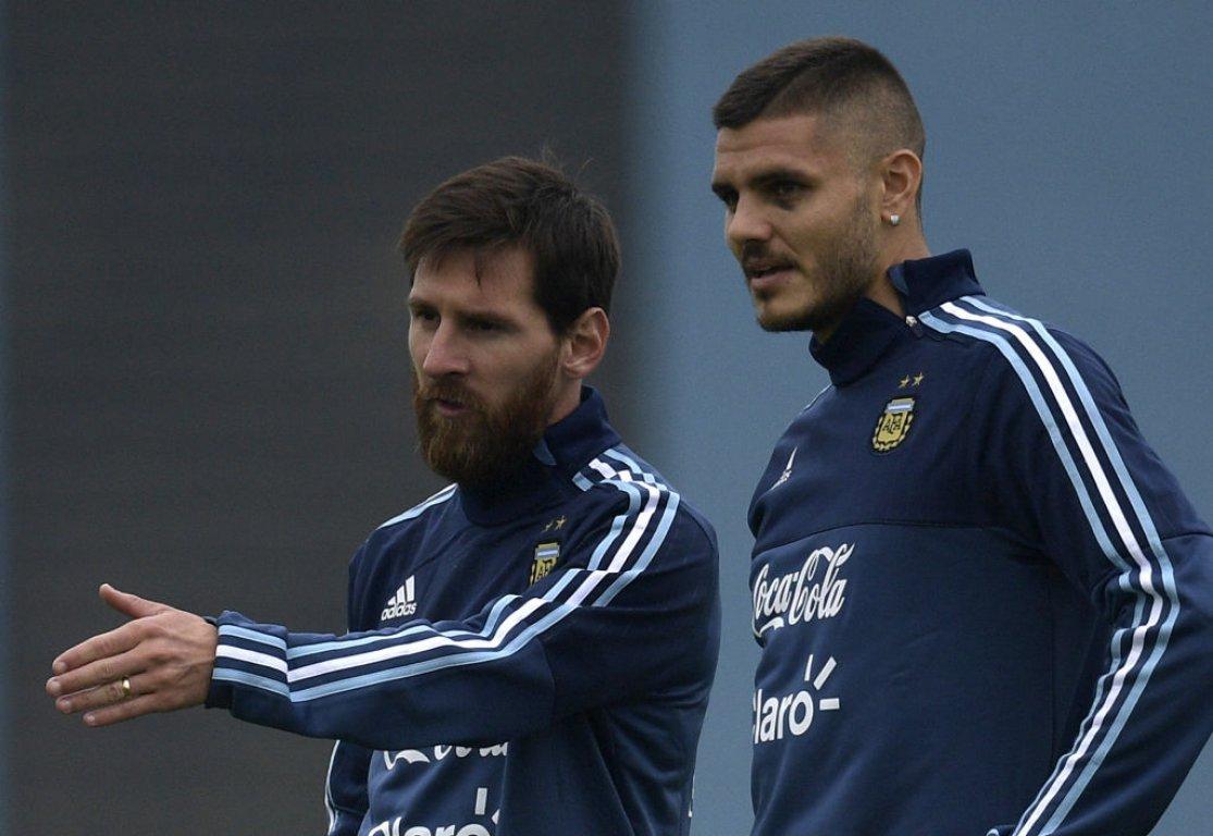 Резултат слика за 'Argentini treba Icardi, ali Messi u reprezentaciju zove samo prijatelje!'