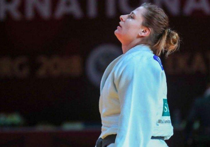 TREĆU GODINU ZAREDOM OSVAJA MEDALJE: Larisa Cerić osvojila srebro na Evropskom prvenstvu u Minsku