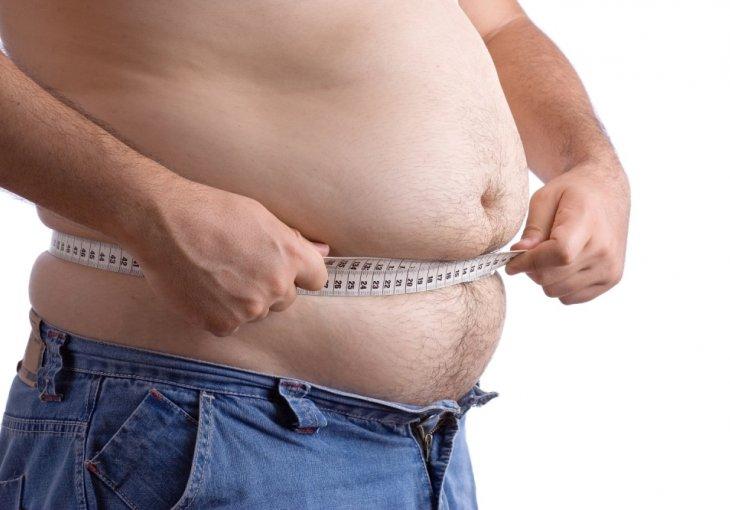 Izgubiti masni želudac za tjedan dana